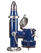 Pres-Vac Pressure/Vacuum Valves